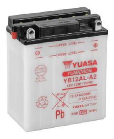 Virago YB12AL-A2 Batería de la motocicleta para Yamaha XV 535