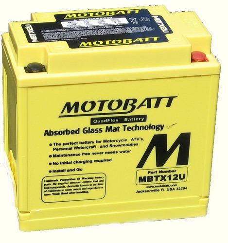bateria motobatt mbtx12u kawasaki er-5 er-6n vulcan vn 900
