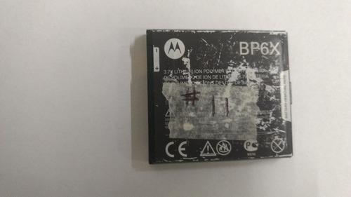 bateria motorola bp6x