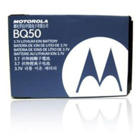 Bateria Motorola Bq50 Original