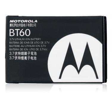 bateria motorola bt60 - promoção