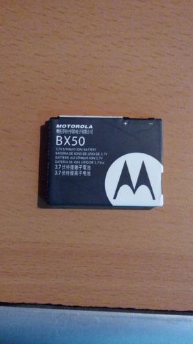 batería motorola bx50