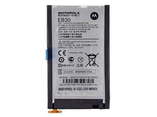 bateria motorola eb20 xt910 razr xt912 mt917 xt889 original