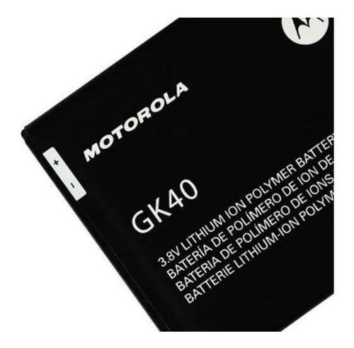 bateria motorola gk40 moto g5 xt1670 ct1672 ct1676 2685mah