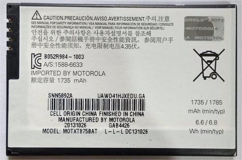 bateria motorola hw4x razr xt916 xt918 d1 original