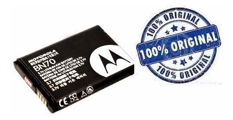 bateria motorola nextel bn70 i856 original 100% negra oem