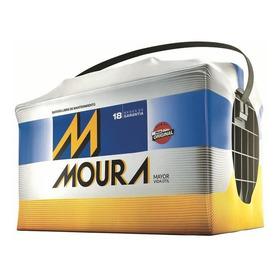 Bateria Moura 12x55 Nafta 208 Punto Prisma Onix Agile Palio