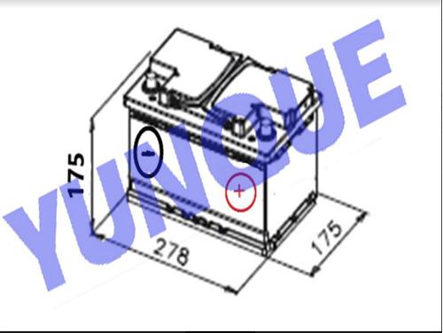 bateria  moura 12x75 m24kd  plata yunque