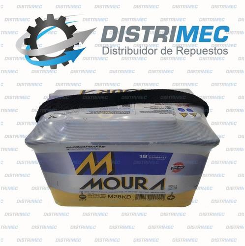 bateria moura 12x75  m28kd ford kuga