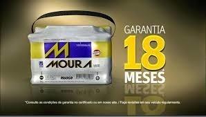 bateria moura 60ah fusion ecosport fiesta focus escort m60gx