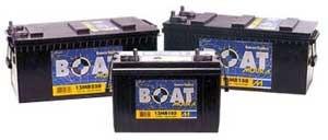 bateria moura boat 220 ah especial para barcos e lanchas