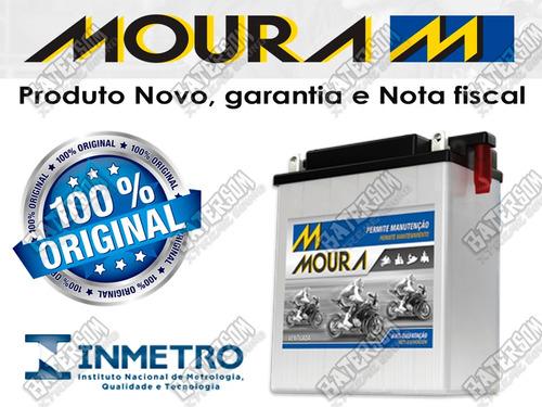 bateria moura cbx 200 strada, neo at115, 7ah mv7x-e 12v