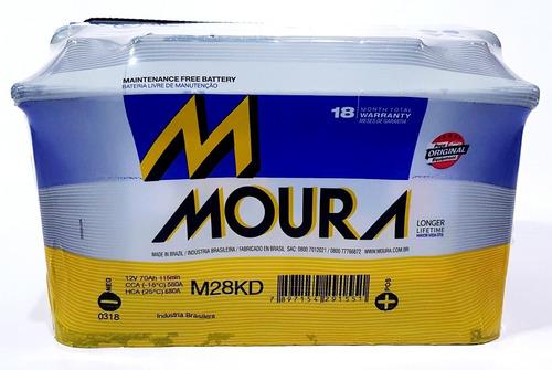 bateria moura ford ranger  12x75 m28kd nafta camioneta