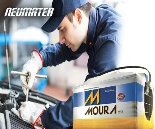 batería moura m20gd 12x65 a/h fiorino 1,4 cuotas