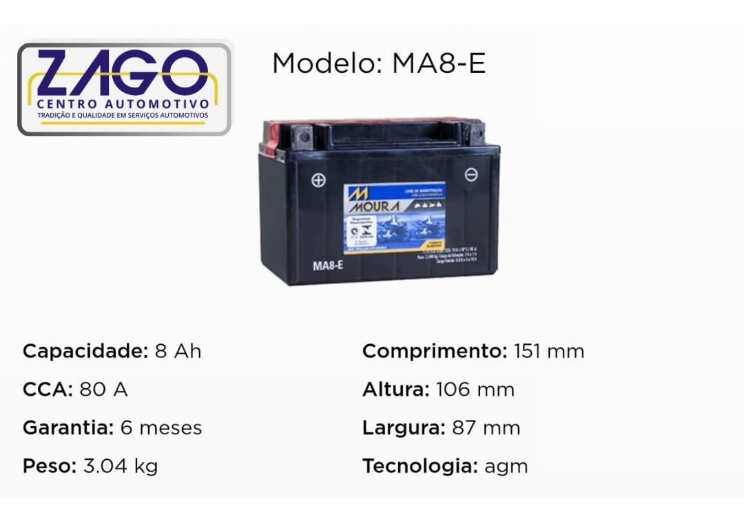 /2015/ Bater/ía Suzuki GSF 650/Bandit N 2005/ YTX9-BS