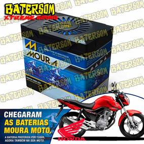 f3de38e9 Bateria Moura Moto - Acessórios de Motos no Mercado Livre Brasil