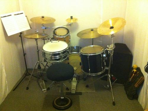batería música. clases