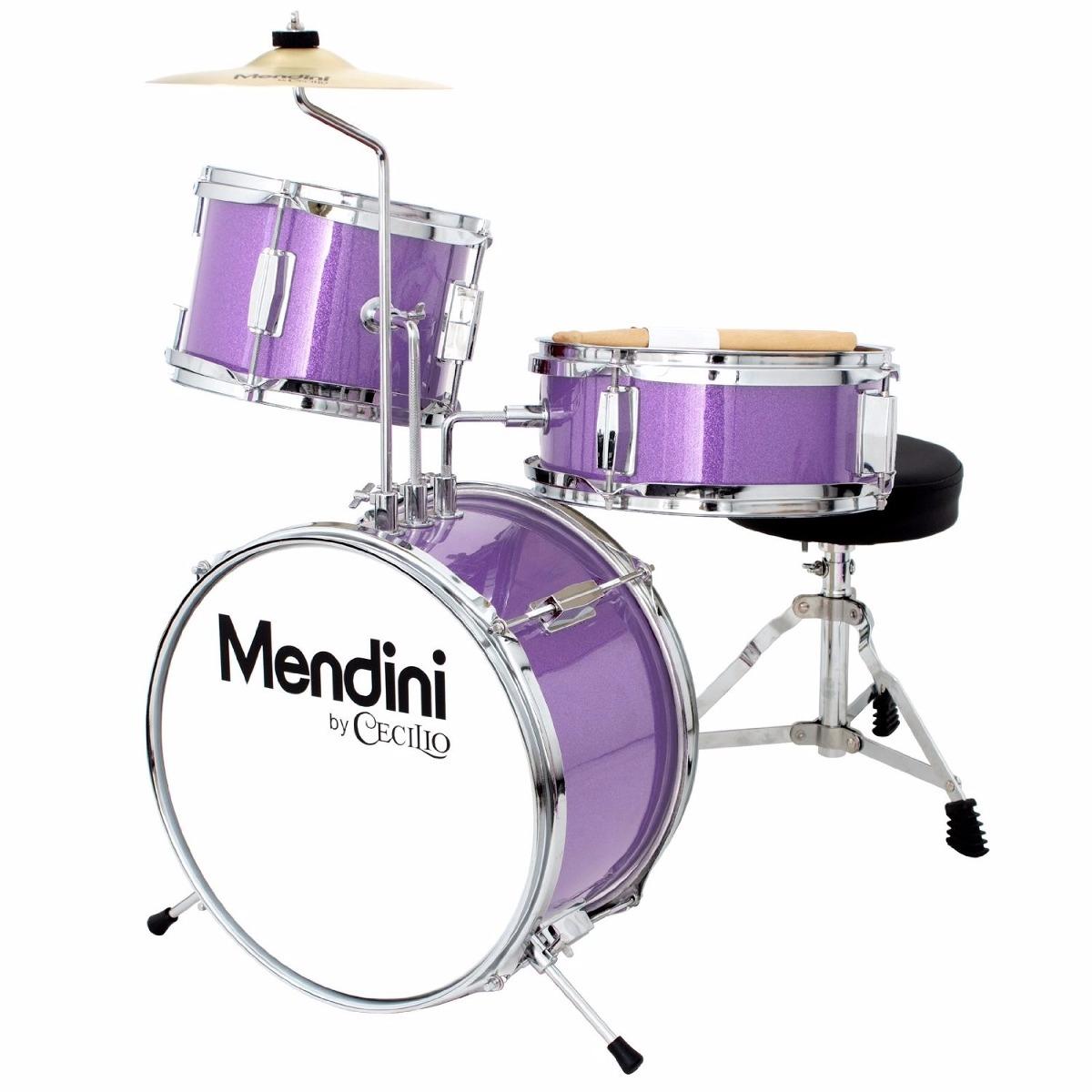 Double drum chandelier