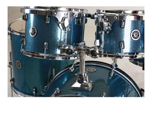 bateria nagano garage rock 22 azul sparko