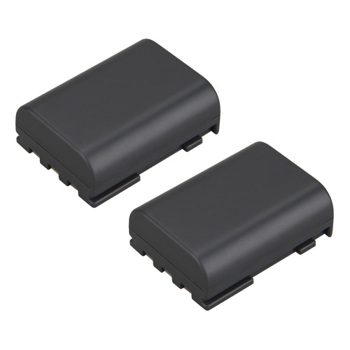 batería nb-2lh paquete de 2 paquetes con cargador de viaje r