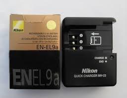 bateria nikon cargador nikon