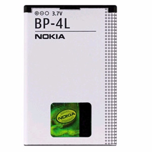 batería nokia 6650f 6760s e52 e55 e6-00 e61i e63 e71 bp 4l