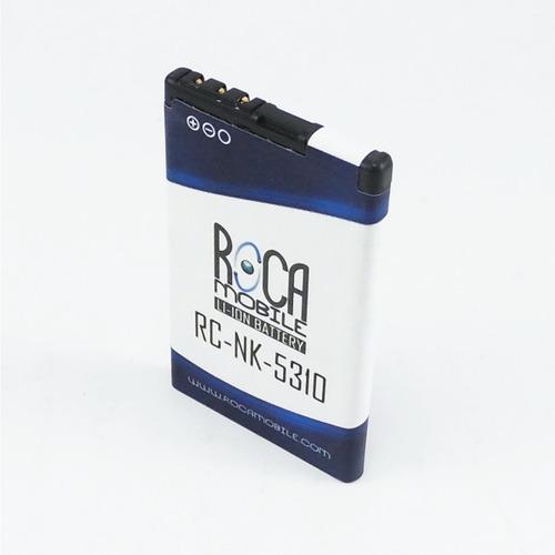 batería nokia bl-4ct (5310) roca mobile / toto celulares
