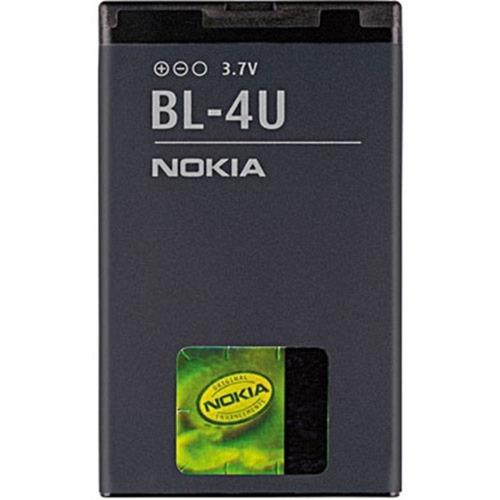 bateria nokia bl-4u asha 311 c5-03 e66 e75 5530 5230 3.7v