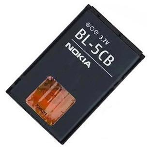 bateria nokia bl5cb original celulares 3120 3600 5130 n-gage