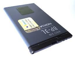 bateria nokia bp-3l lumia 710 n710 asha 303
