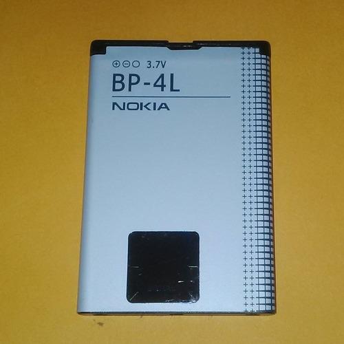 bateria nokia bp-4l pila e63 e71 e72 n97 e90 6760 e52 tienda