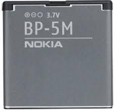 bateria nokia bp5m 5610 5700 7390 original garantia calidad