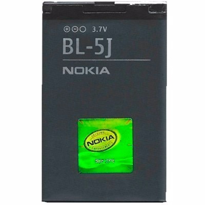 batería nokia lumia bl-5j c3 620 520 5800 x6 5230 original