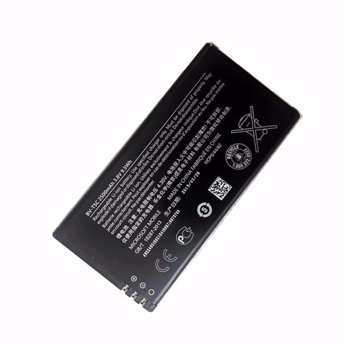 bateria nokia microsoft bv-t5c lumia 640 / envio gratis