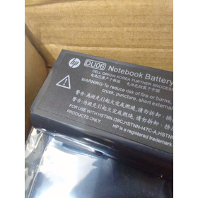 Bateria Not Hp 540 541 6530 6535 Compaq 510 511 516 515 6520