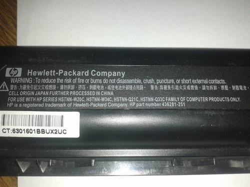 bateria notebook compaq