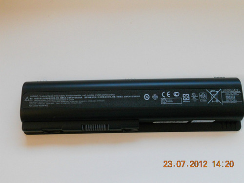 bateria notebook hp dv4 dv5 dv6 e compaq cq40 cq50 cq60 g60