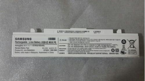 bateria notebook samsung np270e4e branca
