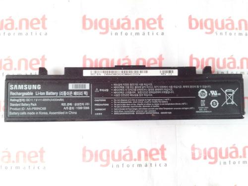 bateria notebook samsung  np350v4x