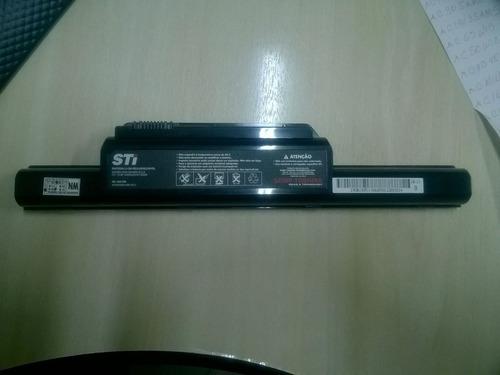 bateria notebook sti 1412 1413 1414 1423 r40-3s4400-c1b1 g1l