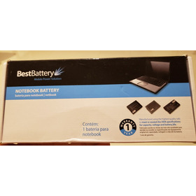 Bateria Notebook/netbook