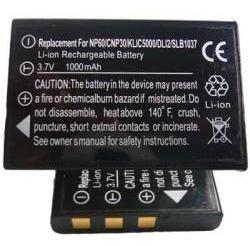 Fujifilm finepix z30//z33wp//z35//z37//j20//j25 cargador Batería cargador F