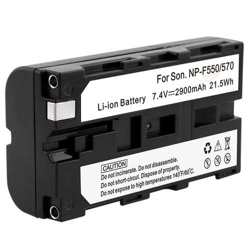 batería np-f330 np-f550 np-f570 para cámara filmadora sony