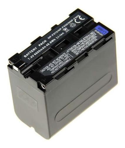 bateria np-f970 para iluminadores de led (nf) f970 970