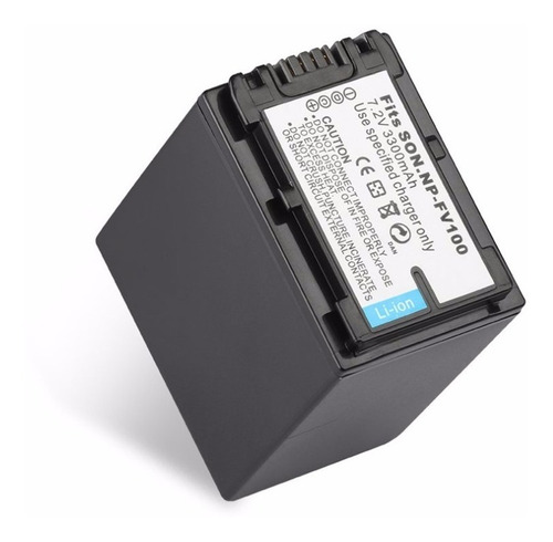 bateria np-fv100, bateria handycam, garantia, envio gratis,