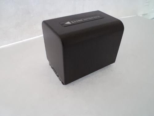 bateria np-fv70 para video camara sony hdr-xr105e, mdn