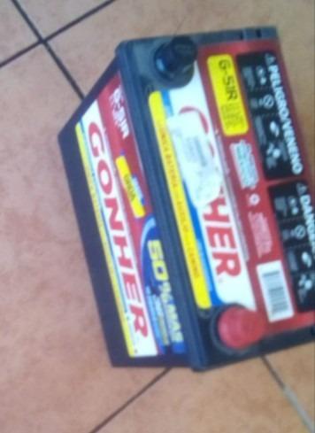 batería nueva entrego garantía de 1 año al trato