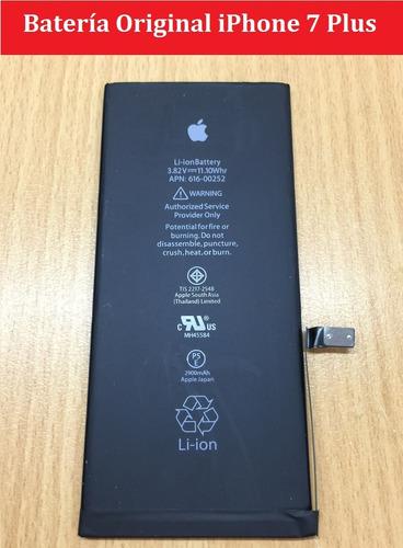 bateria nueva iphone 7 y 7 plus san borja