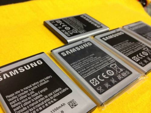 batería nueva y original para samsung galaxy ace s5830