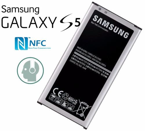 batería nueva y original samsung galaxy s5 envío gratis!!